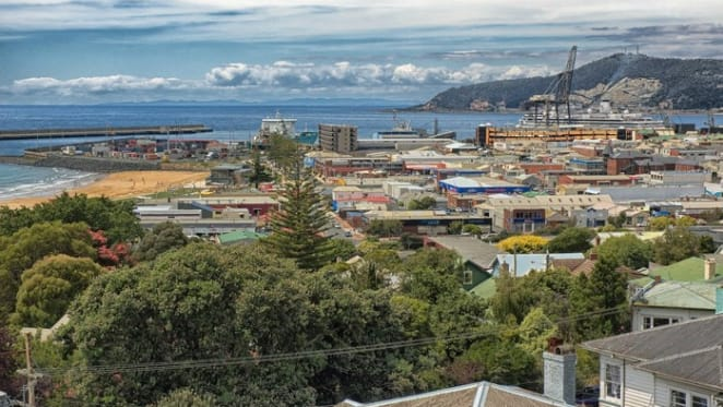 Tasmania had eight of the ten fastest selling localities for houses in 2018