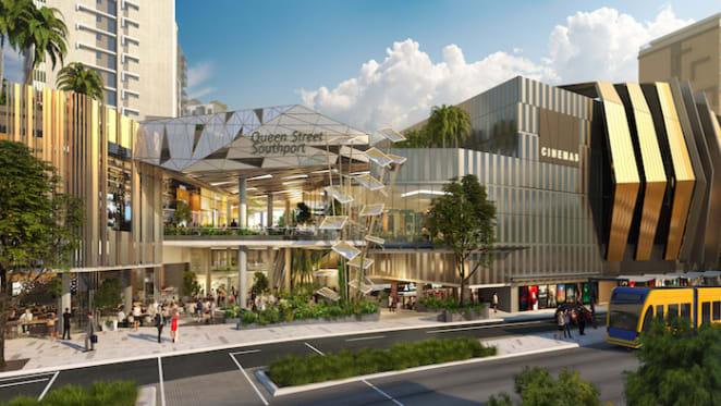 Designs for $550 million Queen Street Village in Southport released