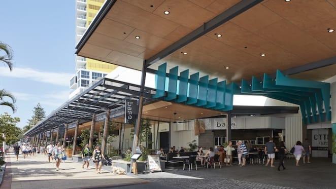Buchan unveils design details behind new Broadbeach Mall precinct, Gold Coast