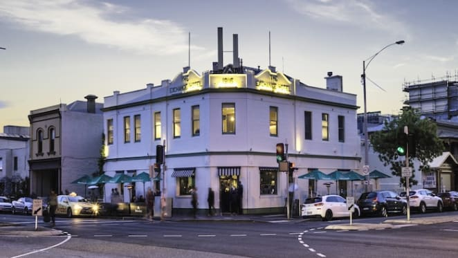 Port Melbourne's The Exchange Hotel listed for sale