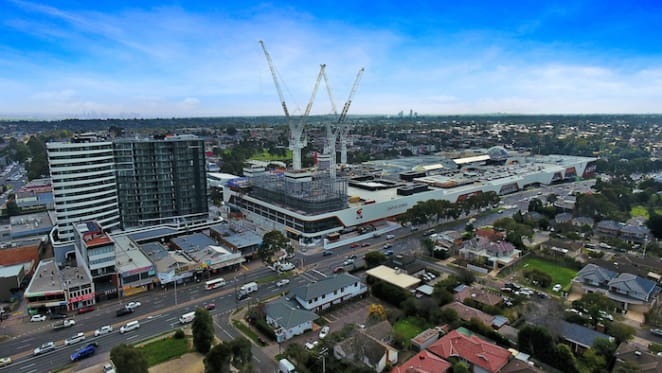 $500 million Glen Shopping Centre commercial redevelopment completed