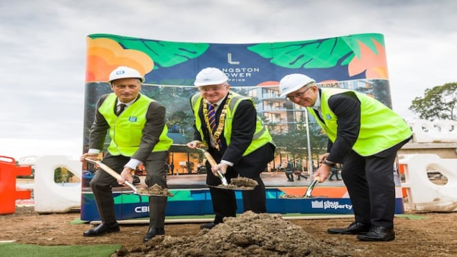 Construction commences at The Langston development in north-west Sydney