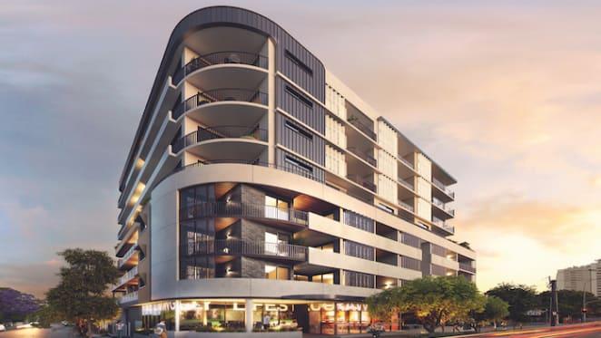 Top hair stylist leases space in Brisbane's Kangaroo Point development
