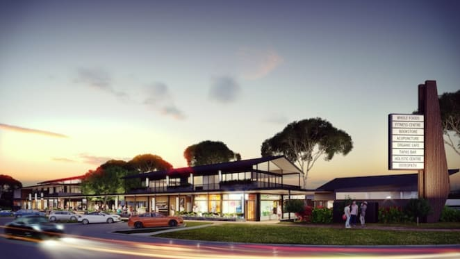 Soon-to-be completed retail centre 'Commons' in Casuarina has six leases already