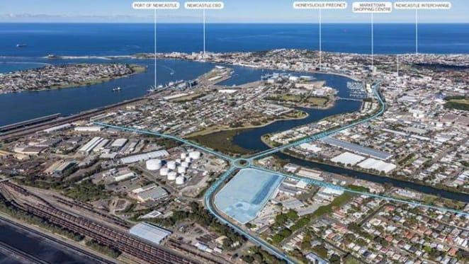 Newcastle industrial market sees no large scale sales: HTW Industrial