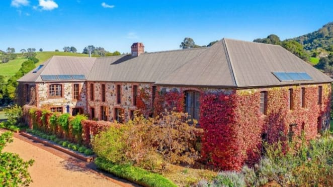 Urimburra granite Tilba Tilba homestead listed for sale