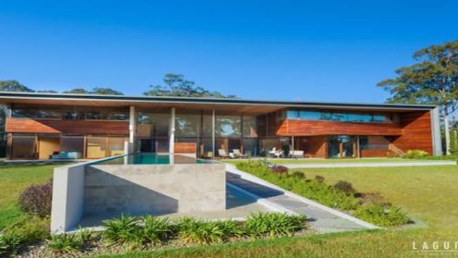 Tinbeerwah architect-designed house listed with $5 million plus hopes