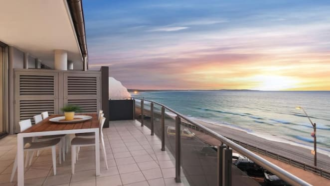 Cronulla Sharks director expands portfolio with $2.7 million penthouse