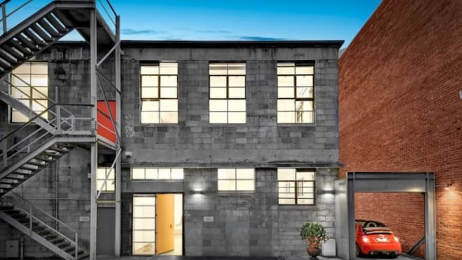 Teddy Tahu Rhodes snaps up Collingwood warehouse conversion