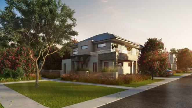 45 townhomes sold in Keysborough Seasons development