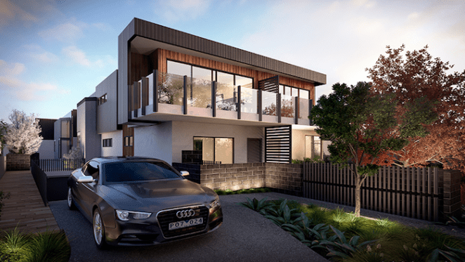 Townhouse site in Melbourne's McKinnon sells for $2.3 million through Savills