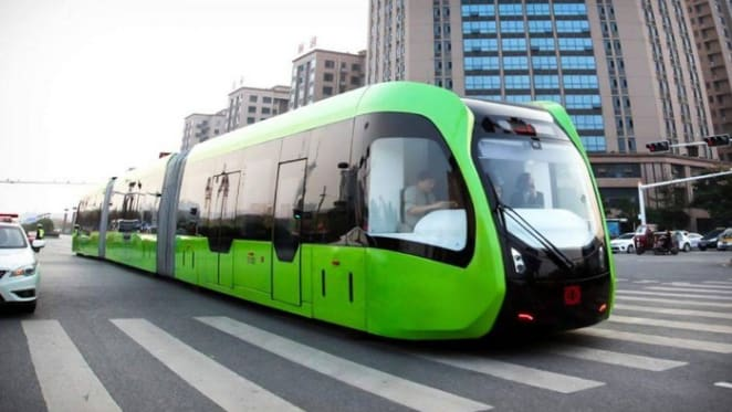 Looking past the hype about trackless trams: USYD's Yale Zhuxiao Wong