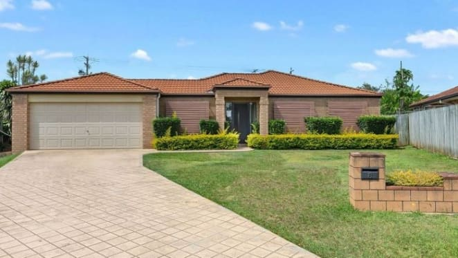 Three bedroom Strathpine house listed by its mortgagee