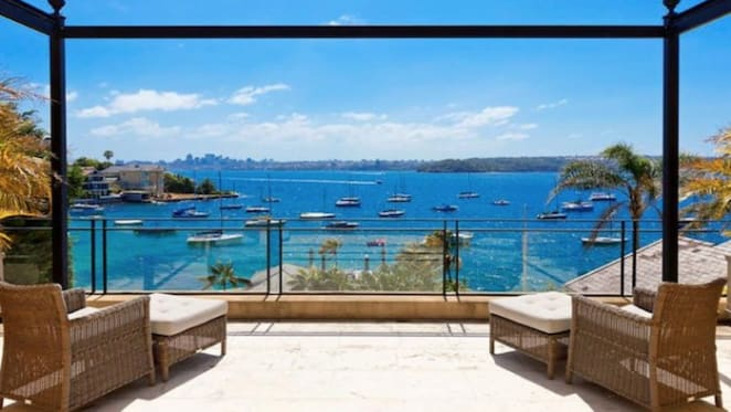 Tilley-owned Point Piper house Malcolm Turnbull built listed