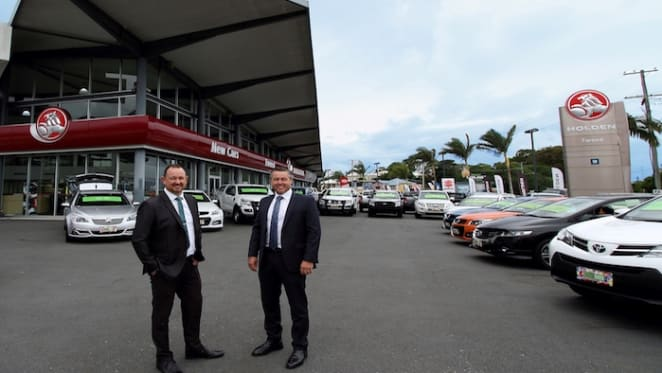 Motor dealership in Tweed Heads goes to auction