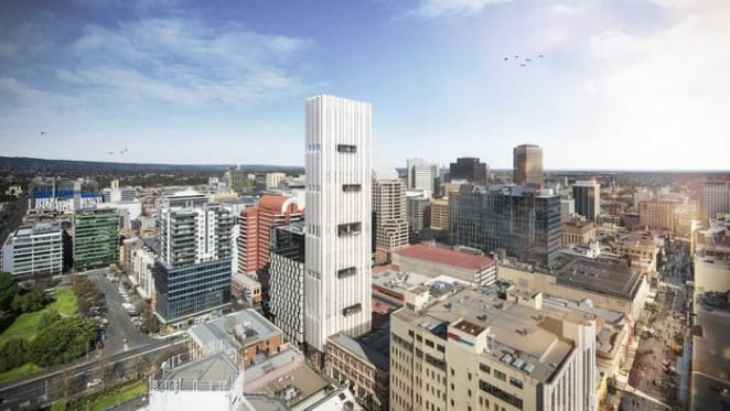 World's tallest student-only accommodation tower proposed in Adelaide