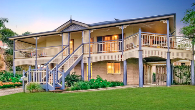 Bargain property in Urangan? Waterfront reserve home re-listed with price slash