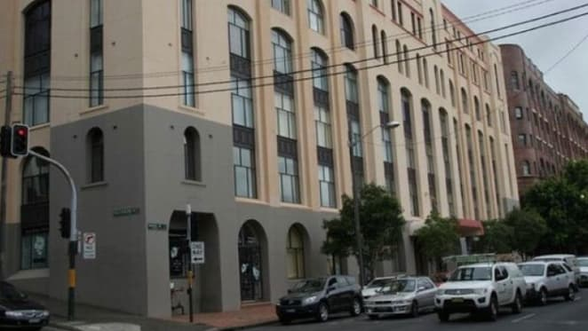 Office space in Sydney's Ultimo sold