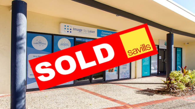 Maroochydore Sunshine Coast strata titled retail investment sold