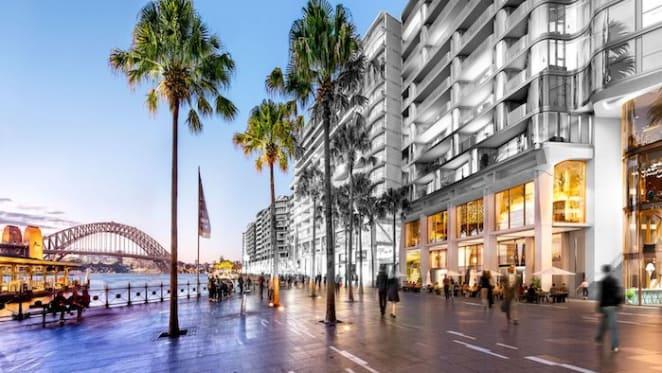 $40 million OTP retail sale at Opera Residences