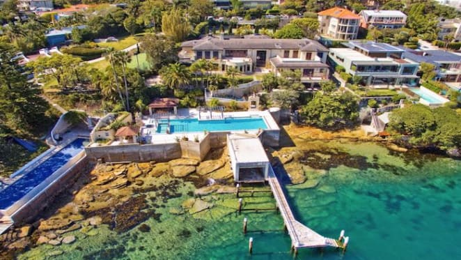 CK Ow's Phoenix Acres, Vaucluse comes with $70 million record setting hopes