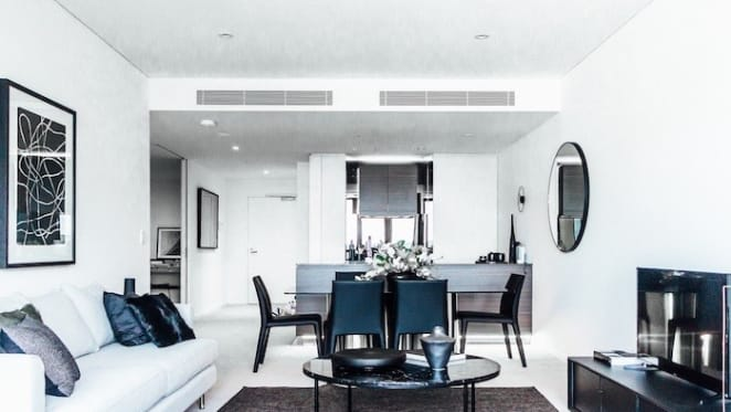 Parramatta's V by Crown Group opens second display suite