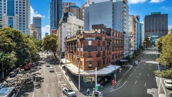 Wentworth House, home of Veriu Central Hotel, listed for sale