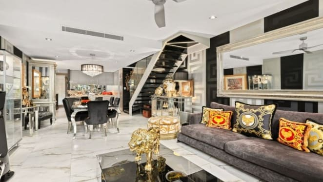 Versace covered Zetland apartment sells for $1.045 million