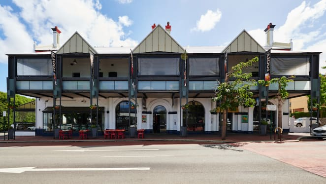 Subiaco's Vic Hotel listed for sale with vacant possession