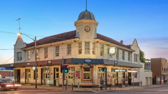 Justin Hemmes' Merivale buys Enmore's Vic on the Park hotel