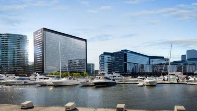 QBE joins ANZ in Victoria Harbour office building
