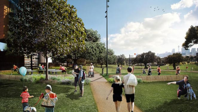 Major improvements planned for Victoria Park, Sydney