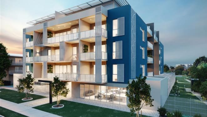 Jamie Durie gardens in Perth project