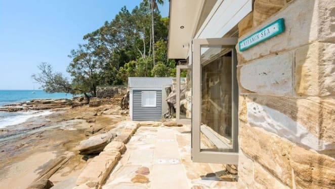 Beachfront Bundeena estate Vitamin Sea sold pre auction