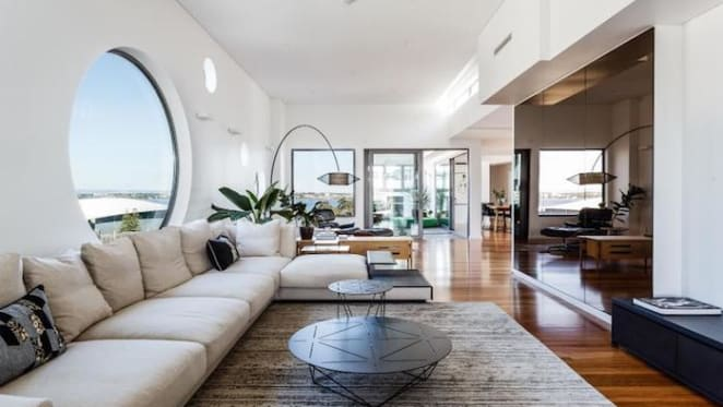 Halo, West Perth prestige apartment listed for sale