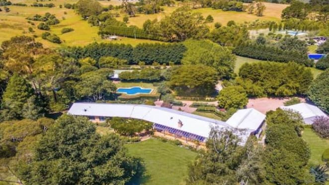 Windrush, Robertson garden estate sold