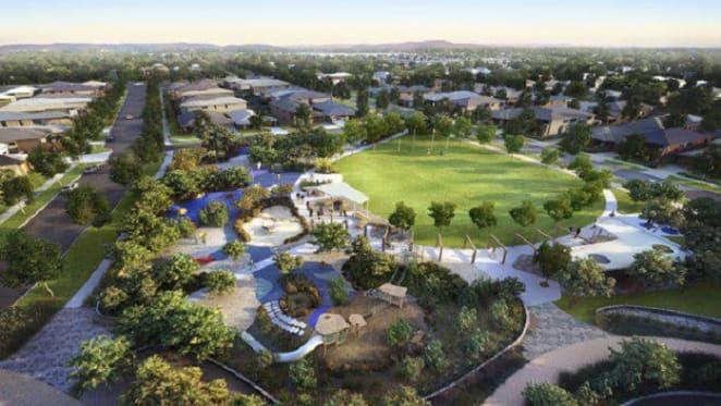 Woodlea Hub unveiled at Rockbank community