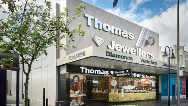 Retail building occupied by jeweller in Wagga Wagga's main shopping strip listed