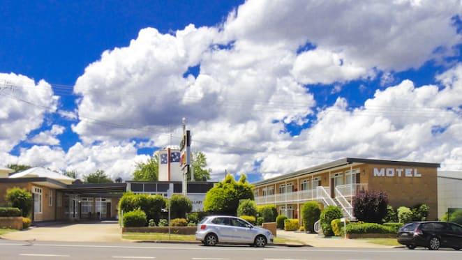 Queanbeyan motel listings see keen buyer activity