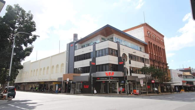 Former Walton's building in Brisbane's Fortitude Valley up for sale
