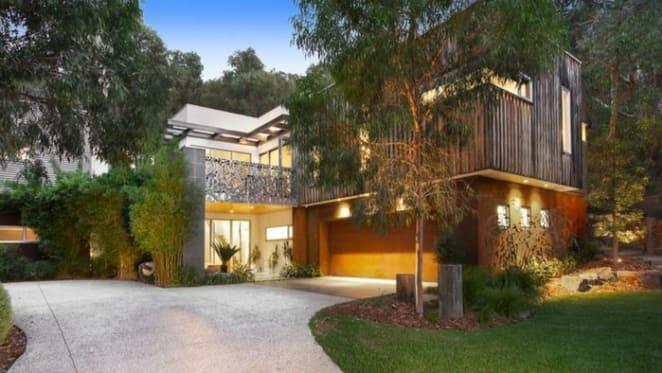 Landscape designer Scott Wynd sells Warrandyte North garden estate