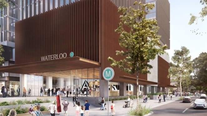 New $299 million Waterloo Metro Quarter project awarded to John Holland and Mirvac
