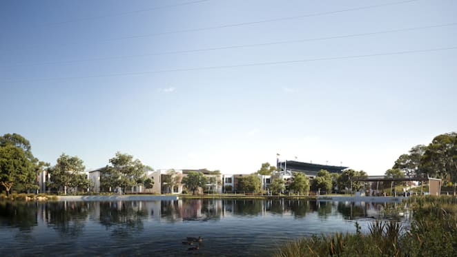 Mirvac to build six-hectare park in final Waverley Park development