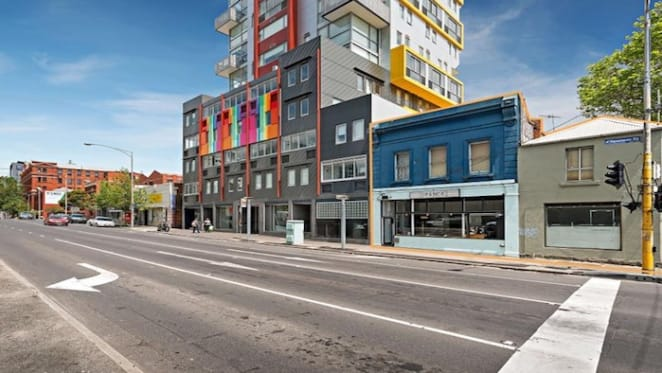 West Melbourne site with permit for apartments sold