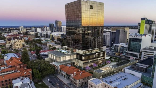 Westin Perth sale breaks both Perth and 2018 records