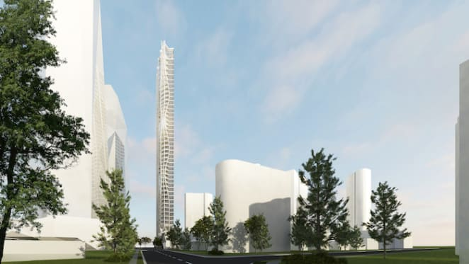 Plans for $200 million luxury Surfers Paradise tower unveiled