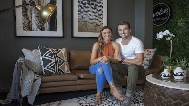 The Block winners join Queensland home builder Bold