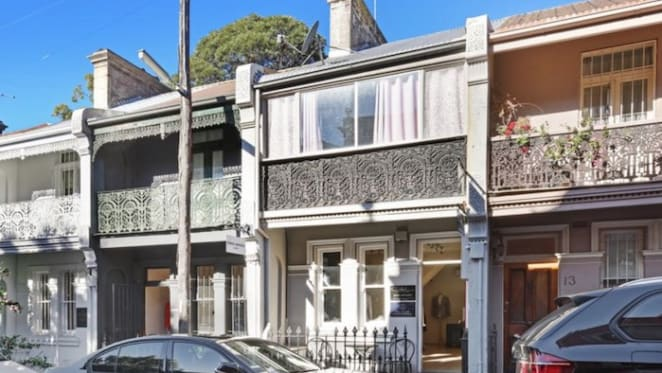 Opus Design founders list William Street, Paddington terrace