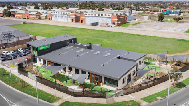 Williams Landing, Melbourne childcare centre comes onto the market