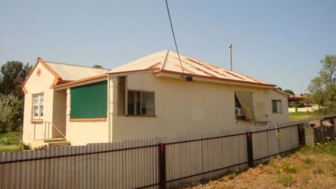 Wirrabara, SA mortgagee home sold for 45% of previous sale price